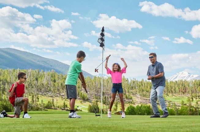 Golf Keystone