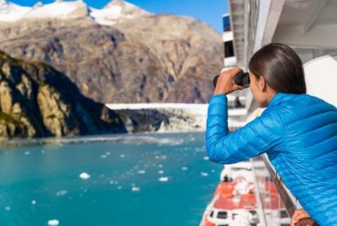 Paseo en barco glaciar Alyeska