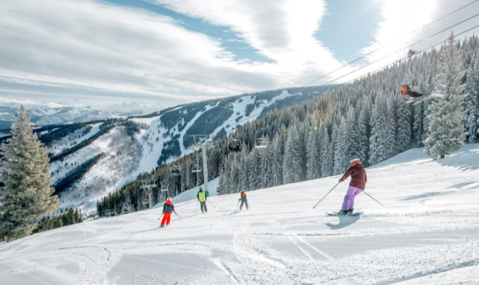 Pistas de esquí Beaver Creek