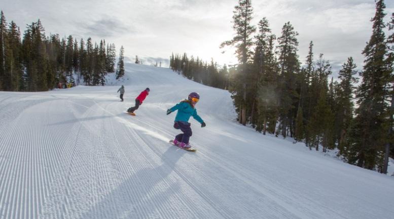 Pistas esquí Keystone