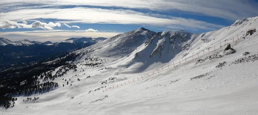 Pistas estación de esquí Breckenridge
