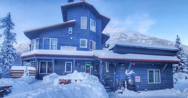 Hotel Ski Inn estación esquí Alyeska