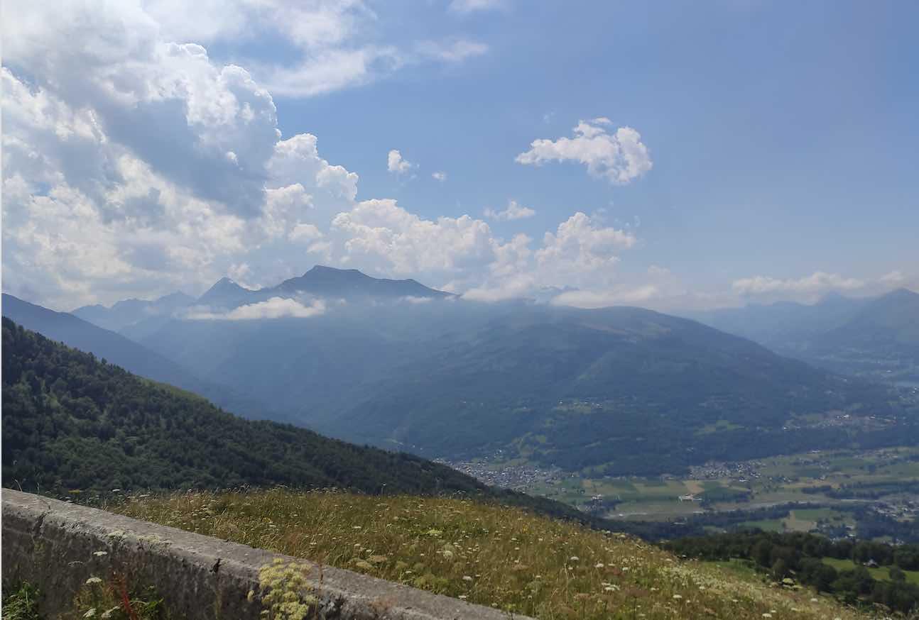Hautacam mountain activities
