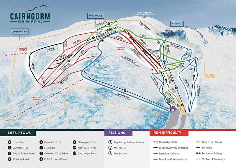 cairngorm-Piste-Map