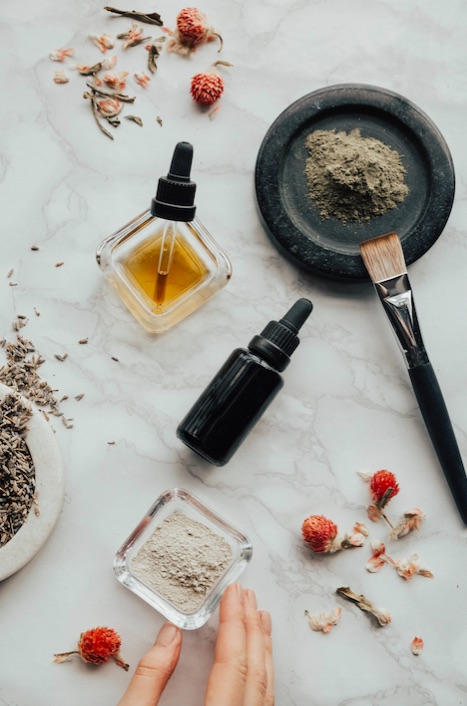 preparar mascarilla casera ingredientes