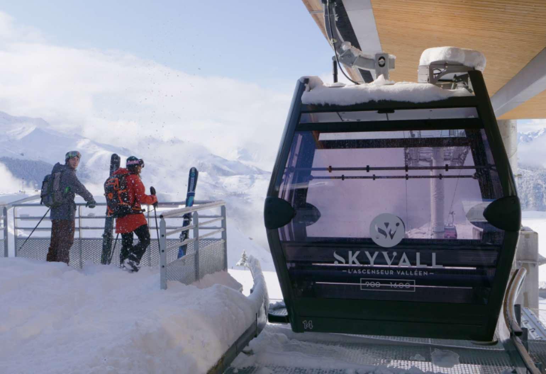 Skyvall Valley Elevator