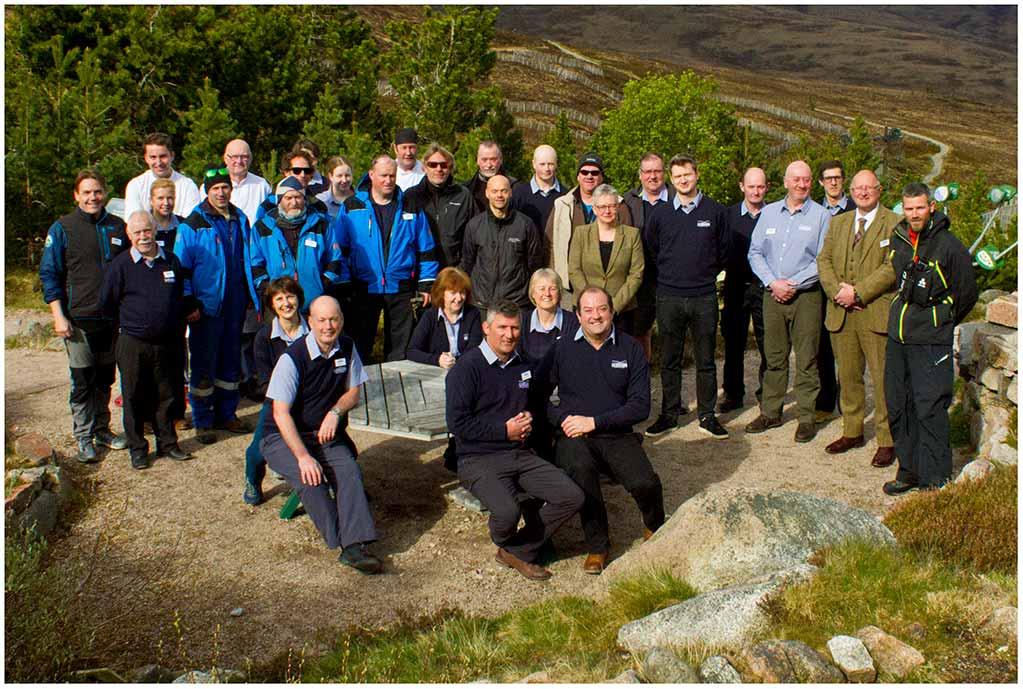 cairngorm mountain staff