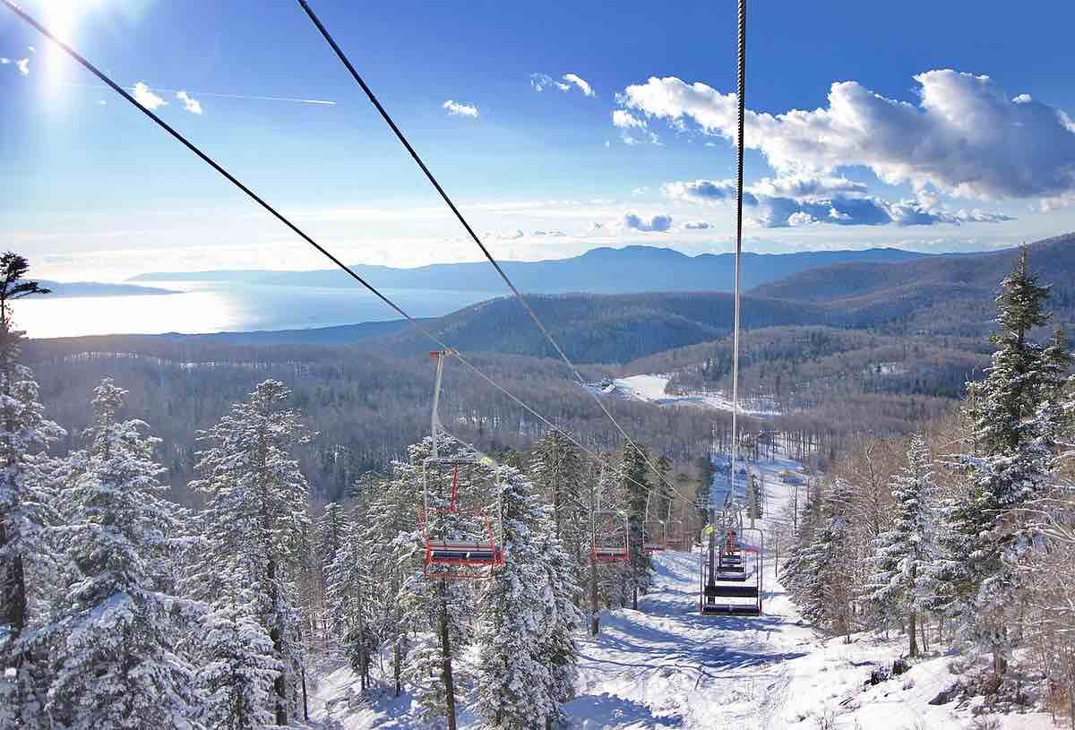 Platak ski resort - Croatia