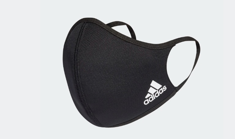 adidas sport's face mask