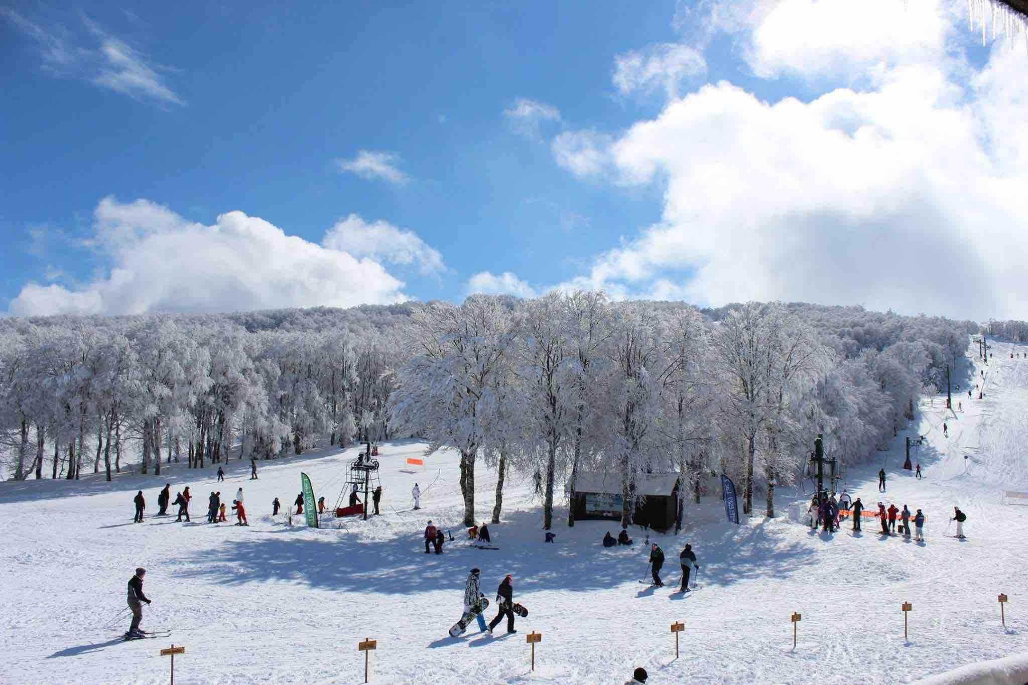 Laguiole ski resort