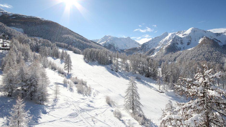 Pistas de esquí Les Orres
