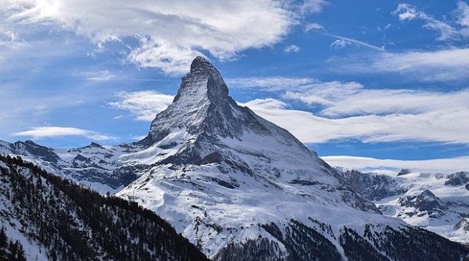 Montaña Cervino