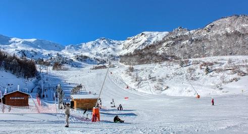 Estación de esquí Monts d'Olmes