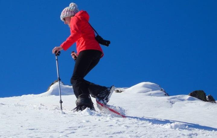 Raquetas de nieve Monts d'Olmes