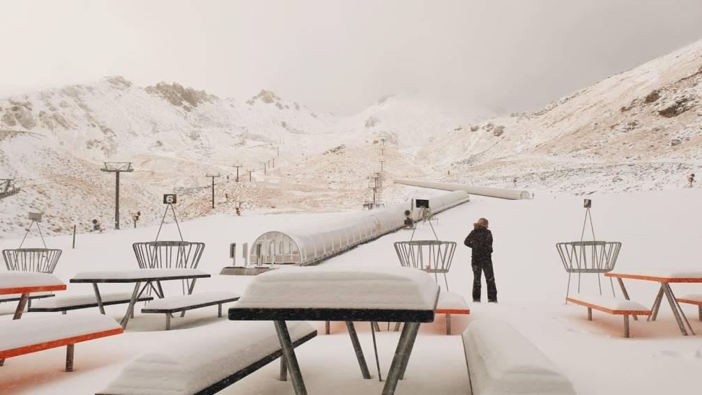 new zealand ski resort