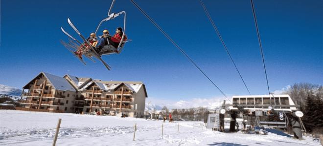 Estación esquí Ancelle