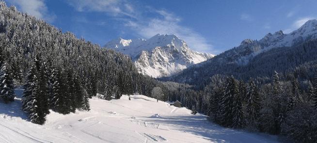 Pistas de esquí Bellevaux