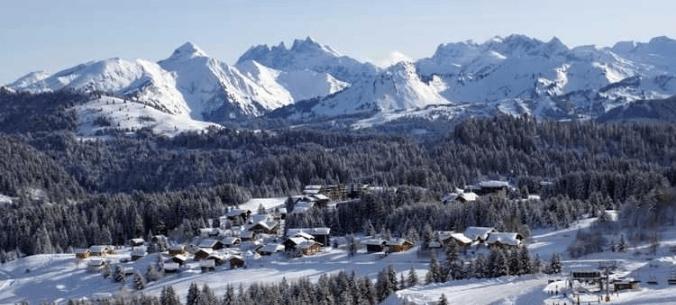 Estación de esquí Bellevaux