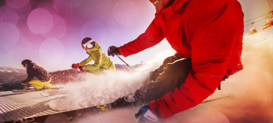 estación esquí Flachau austria