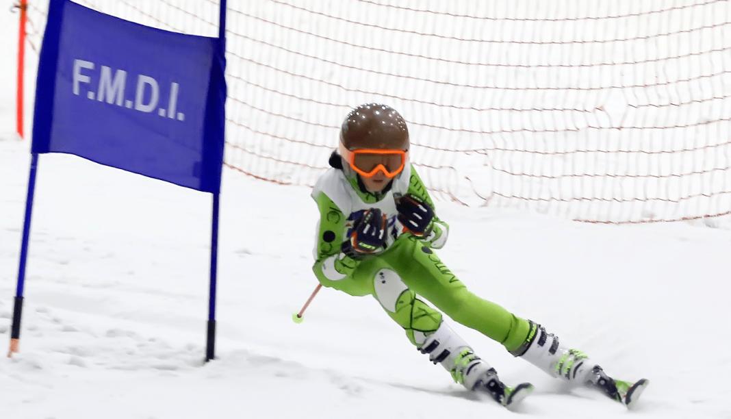 esqui competición Madrid