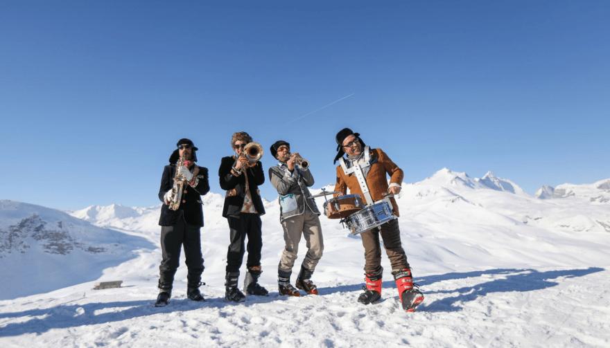 ski primavera