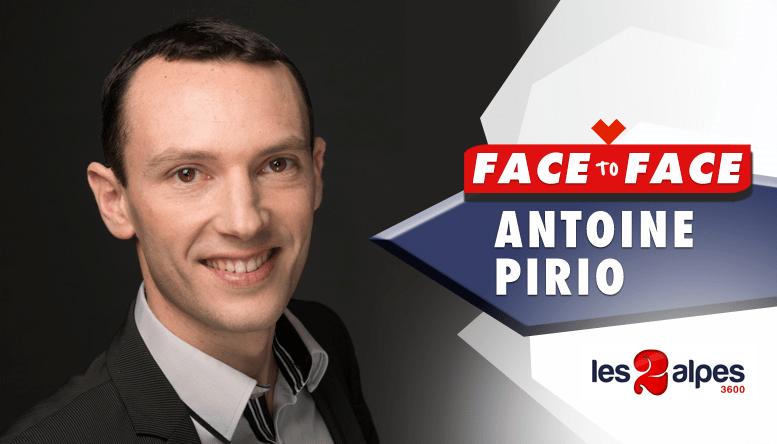 Antoine Pirio les deux alpes