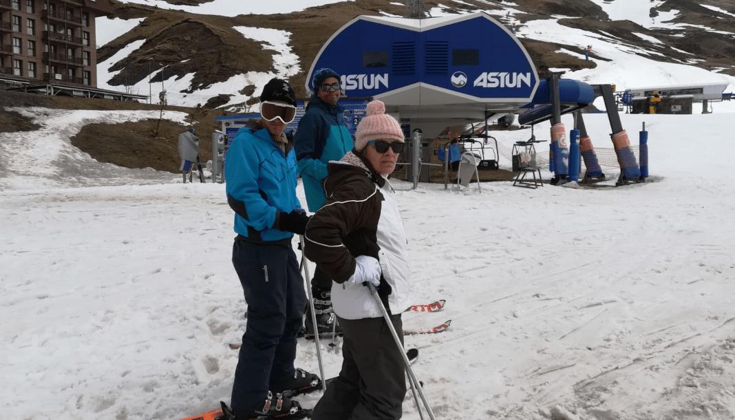ski autisme