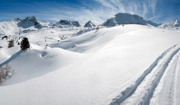 paradiski ski resort connected app